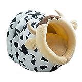 Pecute Cama de Gatos Caliente suave del animal doméstico cama de la casa for perros pequeños caliente del invierno de la jerarquía animal doméstico del gato Pequeño perro de perrito de la perrera cama