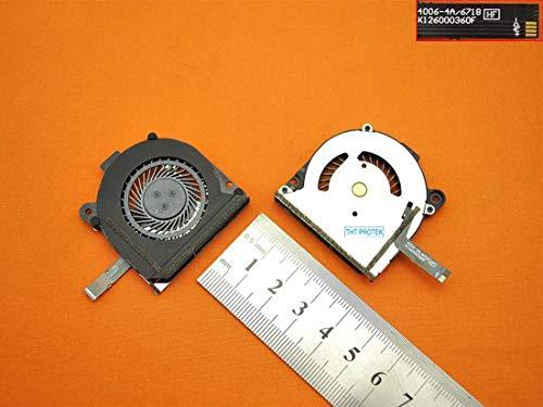Kompatibel für Acer Aspire S7 S7-391, S7-392 Series Lüfter Kühler Fan Cooler Version 2 40mm