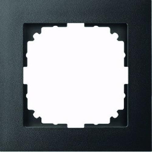 Merten MEG4010-3614 M-Pure-Rahmen, 1fach, anthrazit
