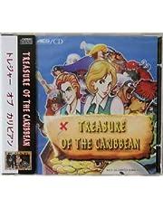 TREASURE OF THE CARIBBEAN Neo Geo CD Japan
