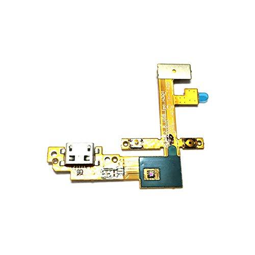 HenShiXin Sensible Puerto USB de Carga Junta For Lenovo Yoga de la Tableta de 8 Pulgadas 2 830 830F 830LC USB Base de Carga del Puerto Flex Piezas de reparación del Cable sólido