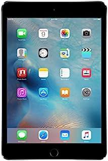 Apple iPad Mini 4 MK9G2LL/A 7.9-Inch Multi-Touch Retina Display, 64GB (Space Gray) (Renewed)