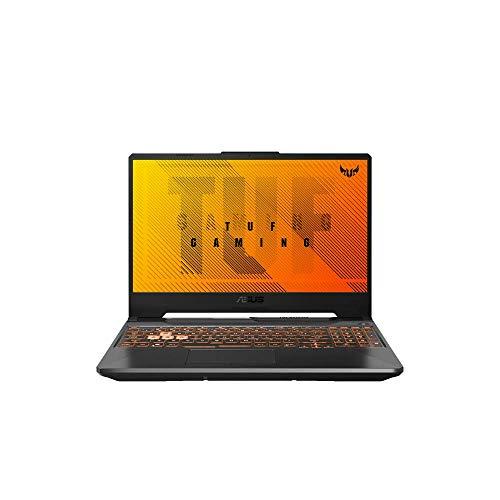 ASUS TUF Gaming A15 FA506IV (90NR03L2-M01200) 39,6 cm (15,6 Zoll, Full HD, vIPS, 144Hz) Gaming Notebook (AMD R7-4800H, NVIDIA GeForce RTX2060 (6GB), 16GB RAM, 512GB SSD, Windows 10) Bonfire Black