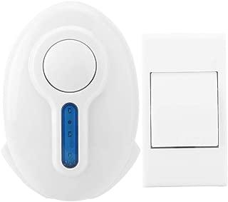 Wireless Doorbell, Smart Home Sensor Sensor with 36 Music Bell and Button for Families, Seniors, Hotels, Factories