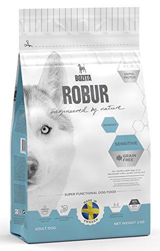 Bozita Hundefutter Sensitive Grain Free Reindeer, 1er Pack (1 x 3 kg)