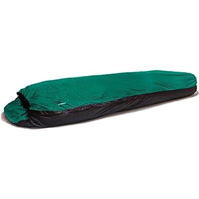 Aqua Quest Mummy Green Waterproof Bivy Ultra Light for Climbing, Trekking, Backpacking Kit