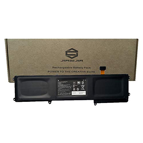 JIAZIJIA BETTY4 Laptop Battery Replacement for Razer Blade 2016 14 inch V2 GTX 1060 Series Notebook 3ICP4/56/102-2 Black 11.4V 70Wh 6160mAh