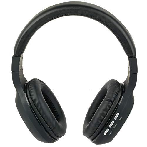 Intempo® EE3790BLKSTKEU WDS20 Bluetooth-Akku-Kopfhörer mit integriertem Mikrofon, Schwarz