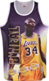 Mitchell & Ness Los Angeles Lakers- Shaquille O´Neal Camiseta white