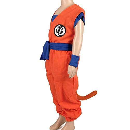 Anime Cosplay DRAGON BALL Son GokuNiñosCosplay Disfraces niños