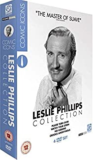 Leslie Phillips Collection - Comic Icons