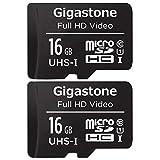 Gigastone 256GB Micro SD Card, Professional 4K Ultra HD, High speed 4K UHD gaming, Micro SDXC UHS-I U3 C10 Class 10 100MB/s Memory Card with Adapter , 5-year Warranty