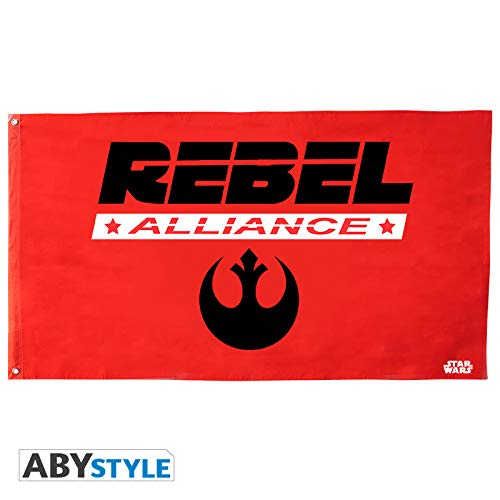 ABYstyle - STAR WARS - vlag - Rebels (70x120)