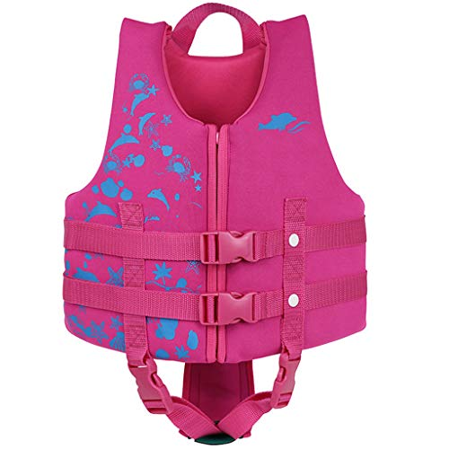 IvyH Kids Swimming Vest - Children Kids Float Life Jacket Vest Swimming Training Floating Swimsuit Buoyancy Swimwear Swimming Aid Vest