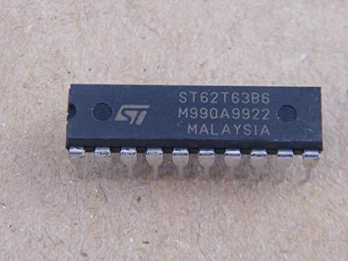 ST62T63BB6 ST MICROCONTROLLER DIL 20 ST62T63B6