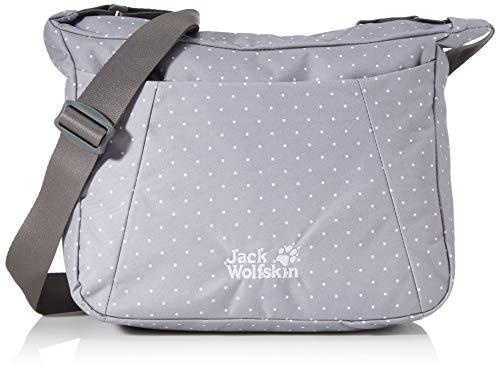 Jack Wolfskin Damen Valparaiso Freizeittasche, Alloy dots, One Size