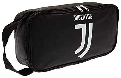 Juventus Crest Boot Bag - Black
