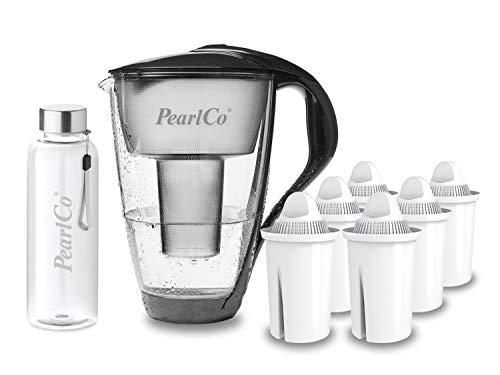 PearlCo -   - Glas-Wasserfilter