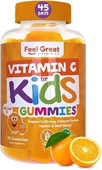 Feel Great Vitamin Co. Vitamin C Gummies for Kids