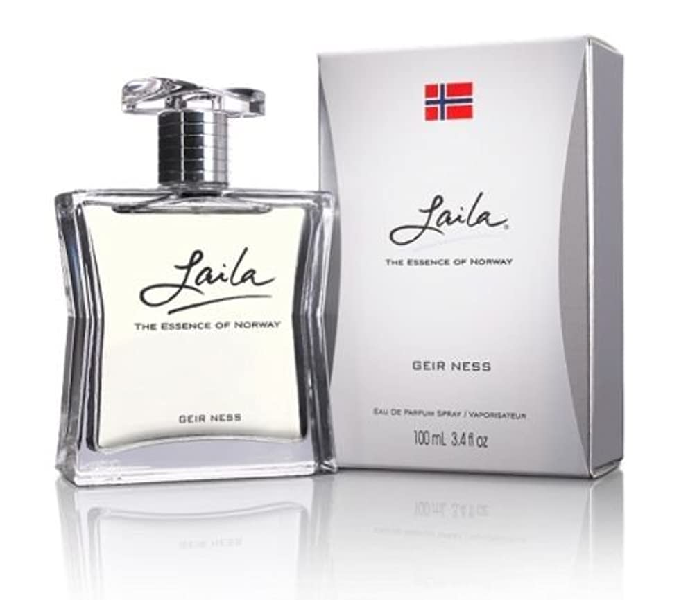 費やす百革命Laila (レイラ) 3.4 oz (100ml) EDP Spray by Geir Ness for Women