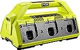 Ryobi 5133002630RC18627Chargeur pour 6batteries