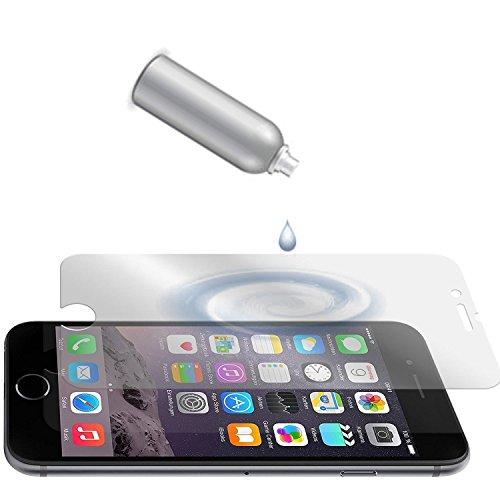 GIKEB vloeibare displaybeschermer | voor smartphones & smartwatches | eenvoudige bediening | nanotechnologie | hoge kwaliteit | Amerikaanse militaire technologie | 100% onzichtbaar | liquid protect displayfolie