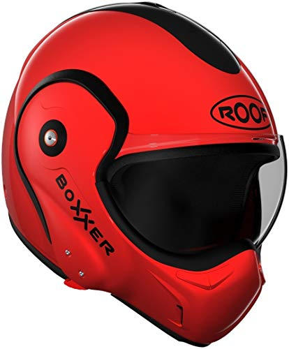 Roof Boxxer Casque Rot