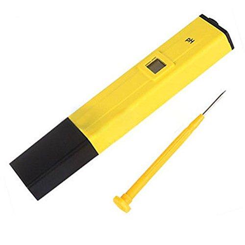Why Choose GrandSiri Excellently Meter Type Pocket LCD Water Measure Digital pH Tester