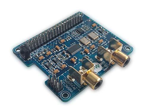 Abacus AroioDAC Audio-HAT für Raspberry Pi