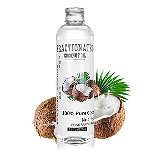 Vansee Coconuts Oil, Fractionated Coconuts Oil - 100% Pure & Natural Premium Liquid Coconuts Oil (B)