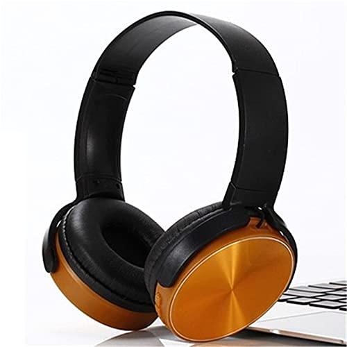 Auriculares inalámbricos Bluetooth del monitor, auriculares con cable Jack de 3.5 mm,...
