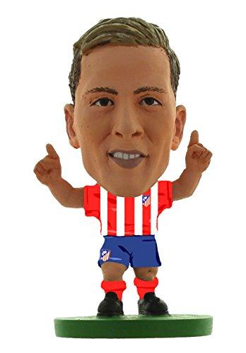 SoccerStarz SOC955 Atletico Madrid Fernando Torres - Figura Decorativa