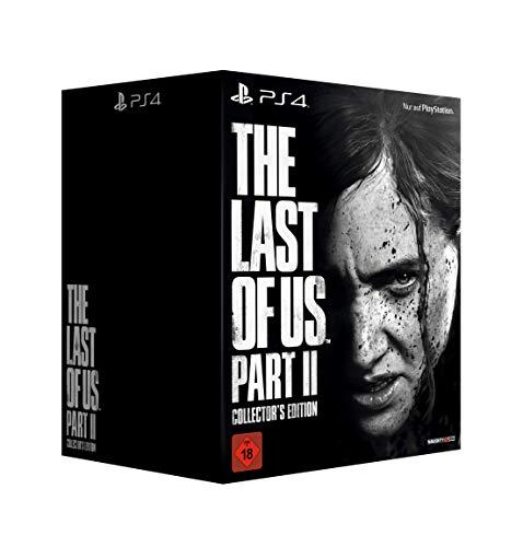 The Last of Us Part II - Collector's Edition [Importación alemana]