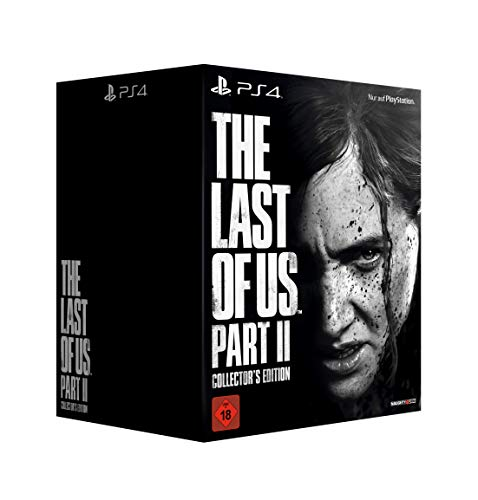 The Last of Us Part II - Collector's Edition [PlayStation 4] (Uncut)