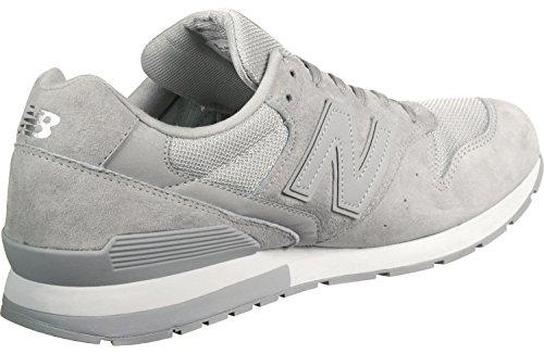 New Balance Unisex-Erwachsene MRL996-LK-D Sneaker, Grau (grau grau), 41.5 EU