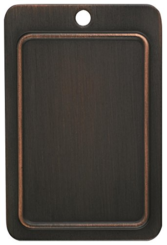 Amerock Mulholland 4 Toggle Oil-Rubbed Bronze Wall Plate