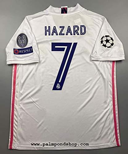 ZA Eden Hazard Soccer Jersey Trikot Size S Full UCL. Patch