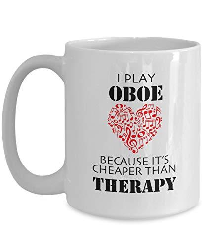 Hobo koffie mok i spelen hobo omdat het goedkoper dan therapie muzikale liefhebbers instrumenten Spelers Gift Ideas