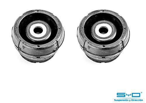 Base Amortiguador VW Vento 2014-2019, Saveiro 2010-2016, Gol 2009-2018, Polo 2013-2017(2 Piezas)