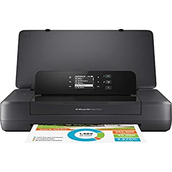 HP OfficeJet 200 Portable Printer with Wireless & Mobile Printing  CZ993A