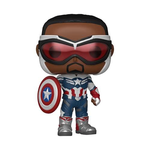 Funko 51630: The Falcon & The Winter Soldier - Captain America
