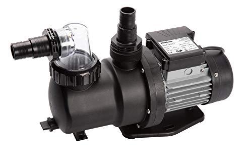 Steinbach Filterpumpe SPS 50-1, selbstsaugend, 230 V/250 W, Q= 117 l/min, max. Pumphöhe 7,5 m, 040921