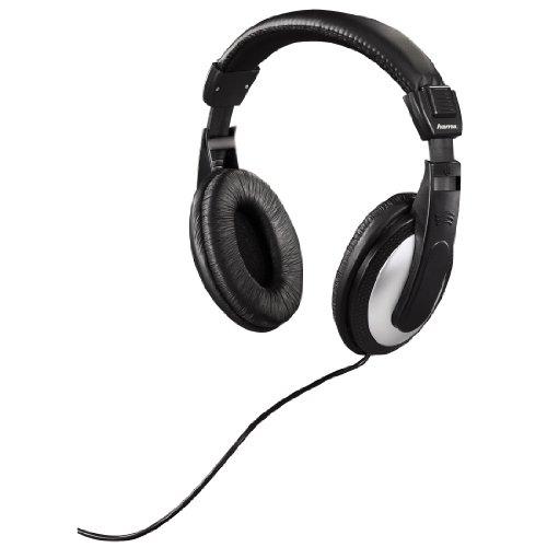 Hama HK-5619 Over-Ear Stereo Headphones