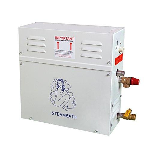 DCHOUSE 9 KW stoomgenerator stoomdouche douche sauna stoombad