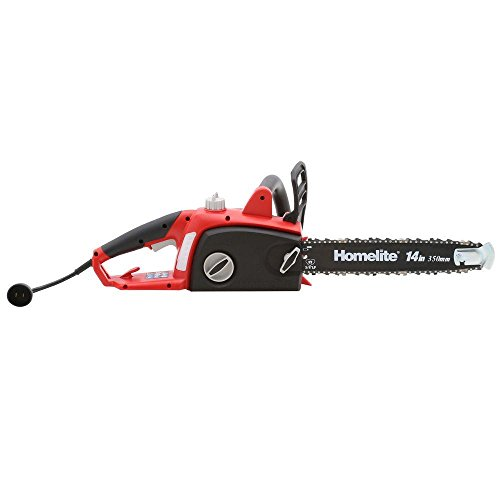 Lowest Prices! Homelite 14 in. 9 Amp Electric Chainsaw