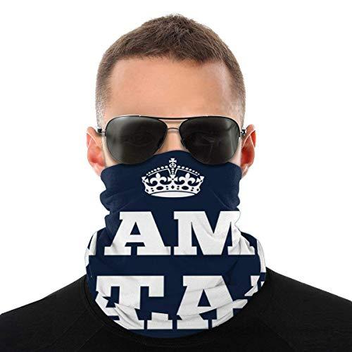 Nother Pañuelo personalizado con corona de panadero variado para la cabeza, máscara para la cabeza, polaina para el cuello, bufanda