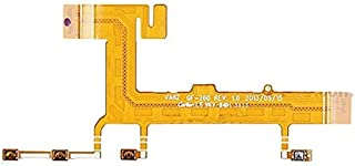 Zhouzl Mobile Phone Flex Cable Power Button & Volume Button Side Keys Flex Cable Ribbon Parts for Nokia Lumia 625 Flex Cable