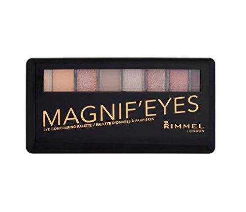 Rimmel London Magnifeyes Eyeshadow Palette Nudes Calling