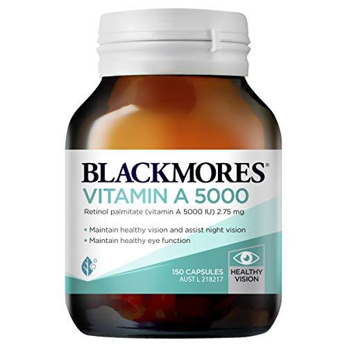 Blackmores Vitamin A 5000IU (150 Tablets)