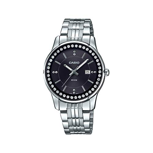 Casio LTP-1358D-1A Reloj de Pulsera para Mujer Nuevo y Original